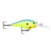 Воблер Rapala Max Rap Fat Shad 5см 8гр MXRFS05-PRTU
