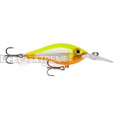 Воблер Rapala Max Rap Fat Shad 5см 8гр MXRFS05-FHC
