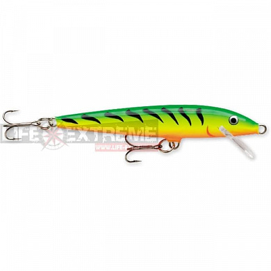 Воблер Rapala Floating Original 13см 7гр F13-FT